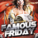 Famous Fridays - GraphicRiver Item for Sale