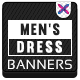 Fashion Clothing Banners - GraphicRiver Item for Sale
