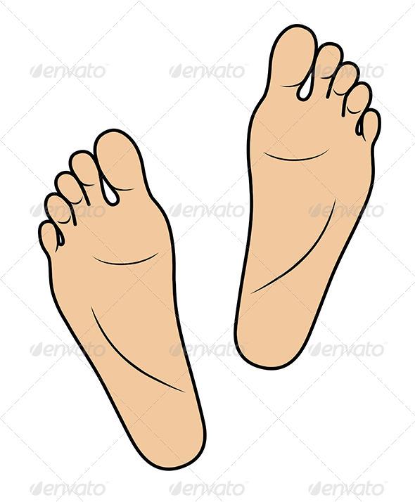 GraphicRiver Footprints 7229296