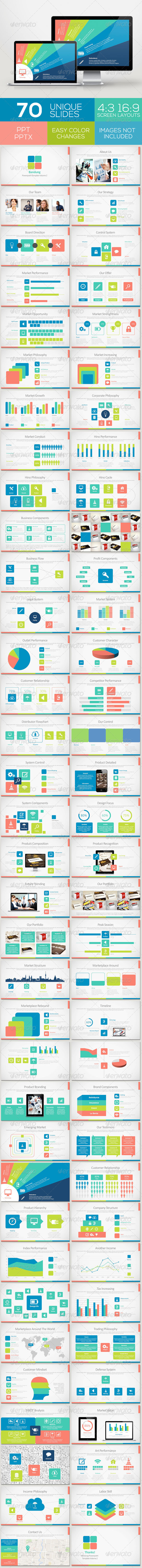 GraphicRiver Bandung Powerpoint Template Volume 2 7285364
