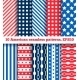 10 American Seamless Patterns - GraphicRiver Item for Sale