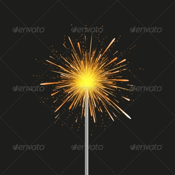 GraphicRiver Sparkler modern Background 7287161