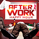 Afterwork Happy Hour - GraphicRiver Item for Sale