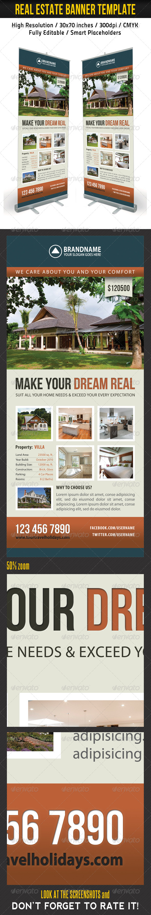 GraphicRiver Real Estate Banner Template 06 7288143