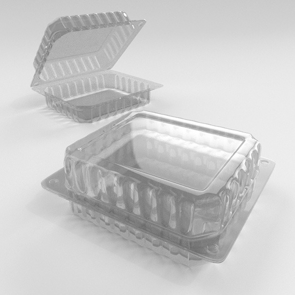 3DOcean Food Container 7288986