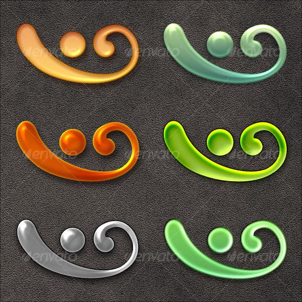 GraphicRiver Iridi Styles 3 30986