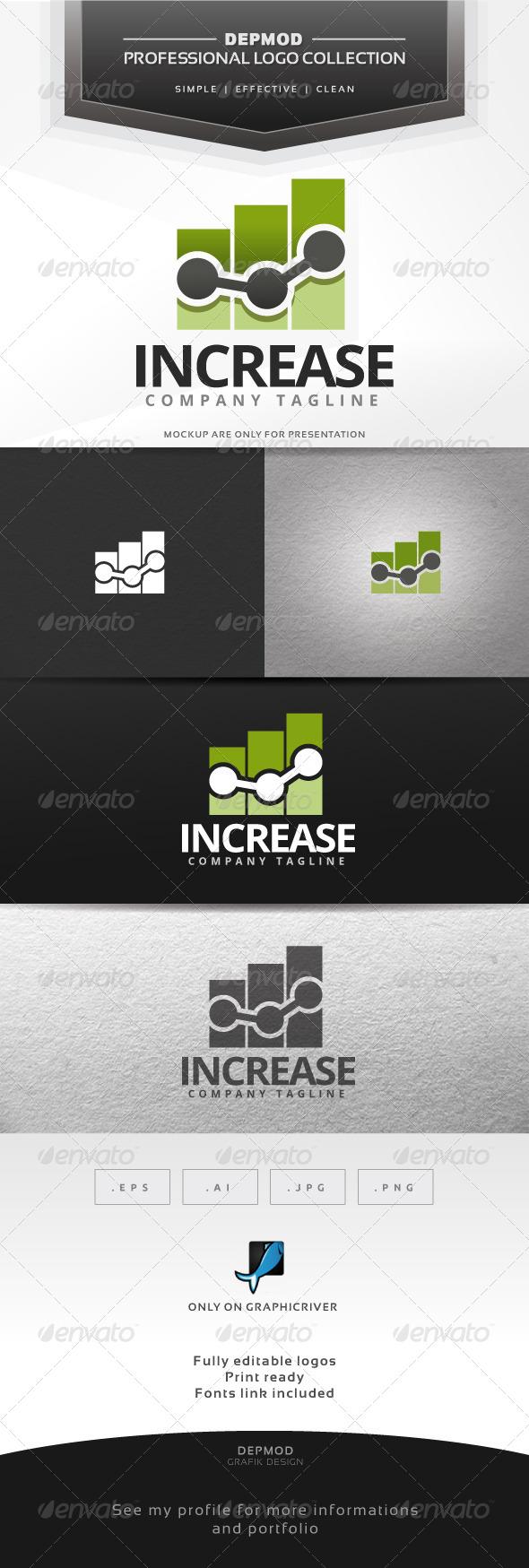 GraphicRiver Increase Logo 7289740