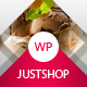 Justshop Cake - Bakery Food WordPress Theme - ThemeForest Item for Sale
