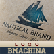 Nautical Brand Logo - GraphicRiver Item for Sale