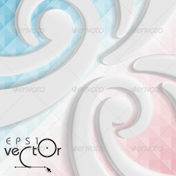 GraphicRiver Abstract Modern Background 7290896