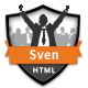 Sven Responsive Multipurpose - HTML - ThemeForest Item for Sale