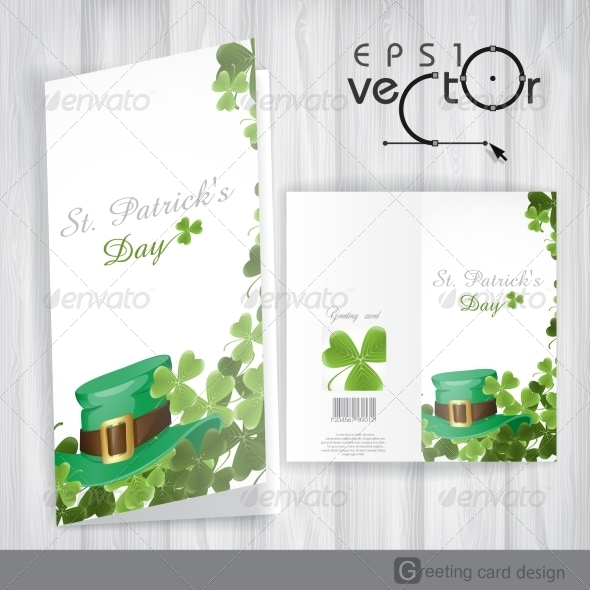 GraphicRiver St Patrick s Day Background 7290952