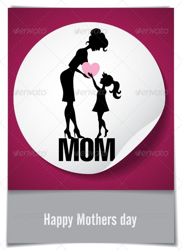 GraphicRiver Happy Mothers Day 7291046