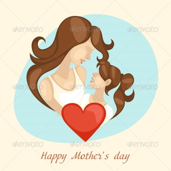 GraphicRiver Happy Mothers Day 7291047