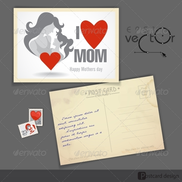 GraphicRiver Happy Mothers Day 7291048