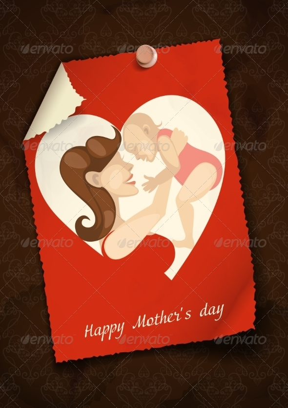 GraphicRiver Happy Mothers Day 7291054