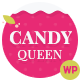 Candy Queen - Responsive  One Page Theme