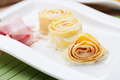 Fresh pasta with ham - PhotoDune Item for Sale
