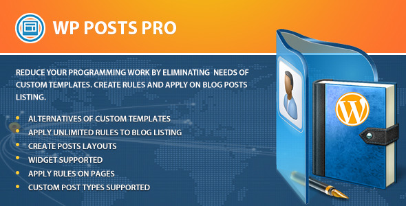CodeCanyon WP Posts Pro 7292195