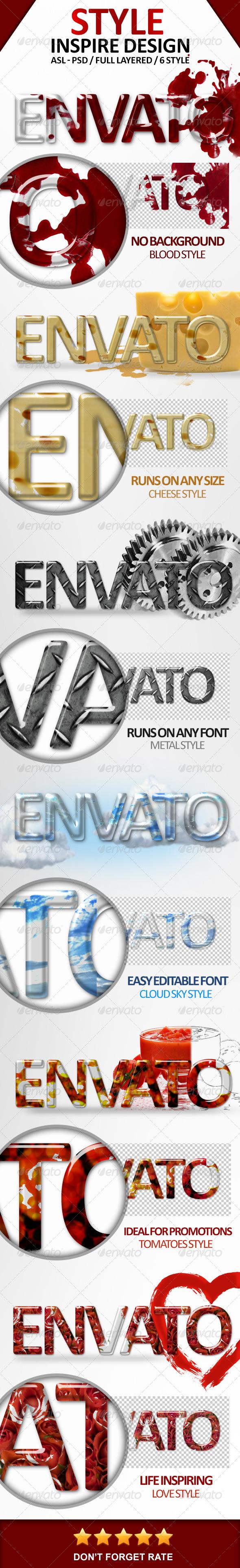 GraphicRiver Inspire Design Style 7292706