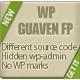 Guaven FP - Unique source code and hidden wp-admin - CodeCanyon Item for Sale