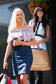 Two young women with shopping bags - PhotoDune Item for Sale
