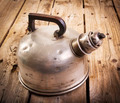 Old Tea Kettle - PhotoDune Item for Sale
