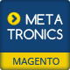 Meta Tronics - Magento Responsive Theme - ThemeForest Item for Sale