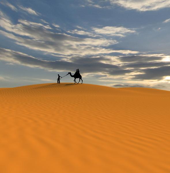 3DOcean Desert Environment 7297128