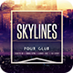 Skylines Flyer - GraphicRiver Item for Sale