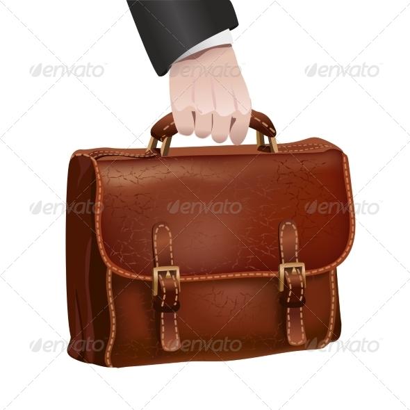 GraphicRiver Businessman 7298652