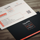 Minimal Business Card 005 - GraphicRiver Item for Sale