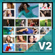 Collage Photo Template V2 - GraphicRiver Item for Sale
