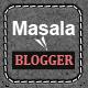 Free Download Masala – Responsive Blogger Template