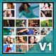 Collage Photo Template V1 - GraphicRiver Item for Sale