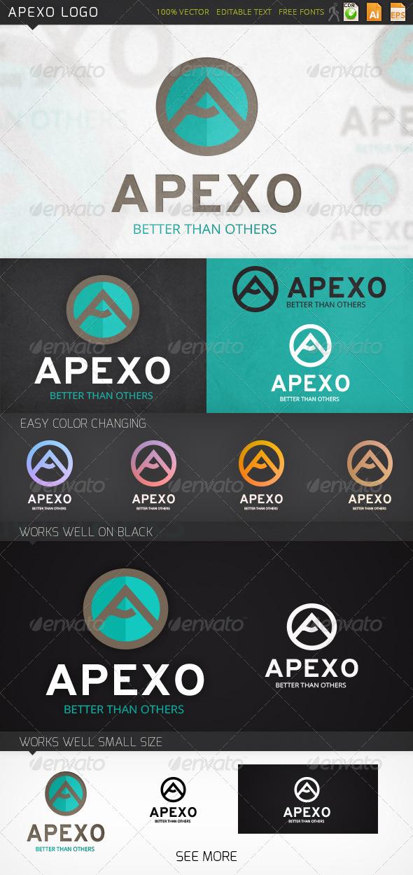 GraphicRiver Apexo Logo 7299349