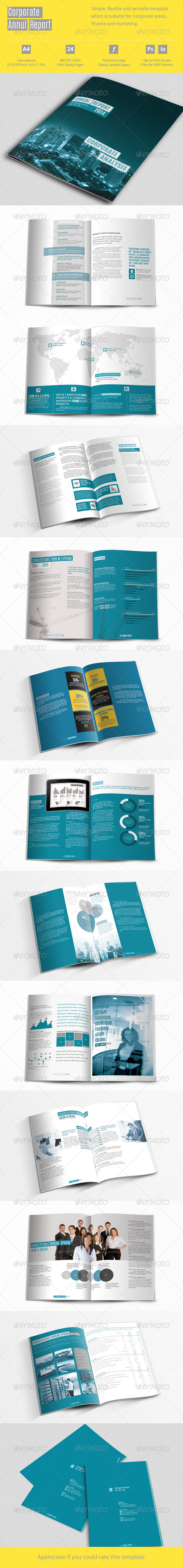 GraphicRiver Corporate Annual Report 7291016