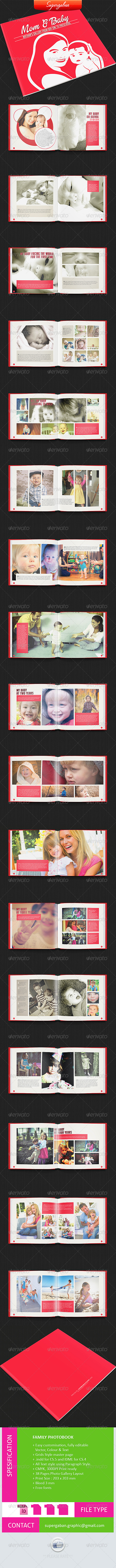 GraphicRiver Family Album 7299483