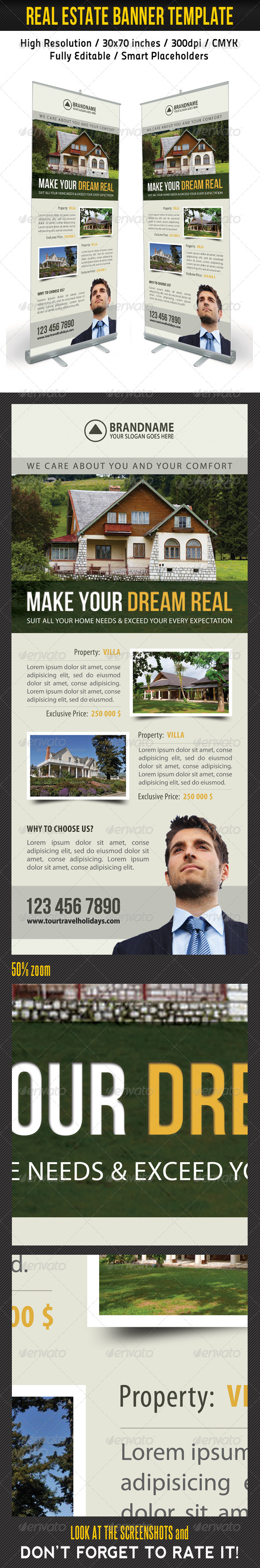 GraphicRiver Real Estate Banner Template 07 7299542