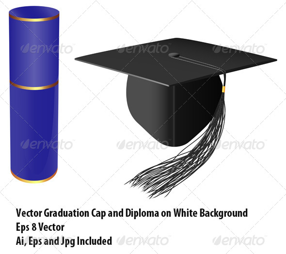 GraphicRiver Graduation 7299683