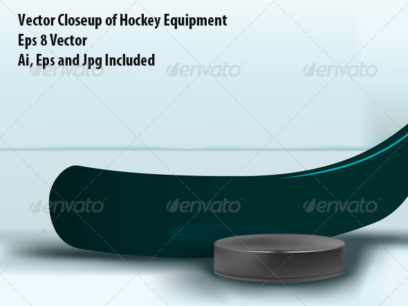 GraphicRiver Hockey 7299842