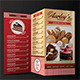 Trifold Bakery Menu - GraphicRiver Item for Sale