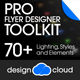Pro Flyer Designer Toolkit - GraphicRiver Item for Sale