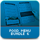 Food Menu Bundle 6 - GraphicRiver Item for Sale