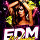 EDM Madness Flyer - GraphicRiver Item for Sale