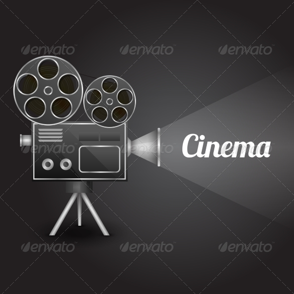 GraphicRiver Cinema Entertainment Poster 7301713