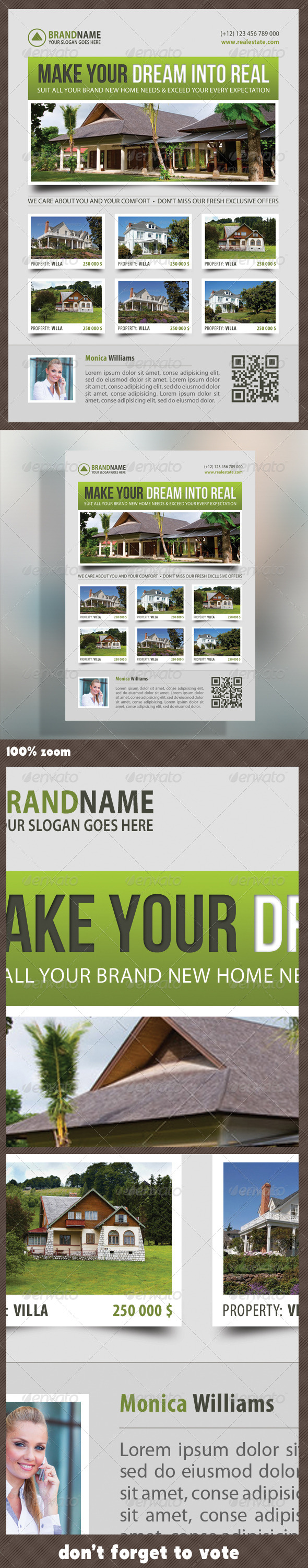 GraphicRiver Real Estate Corporate Flyer 07 7301865