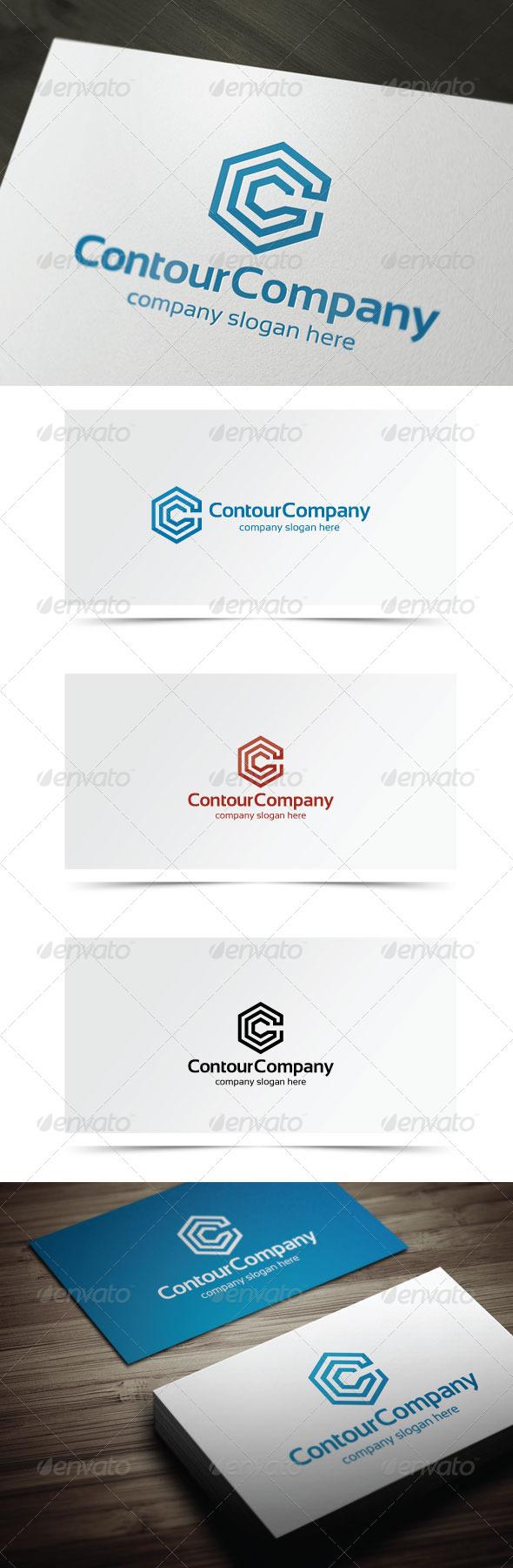 GraphicRiver Contour Company 7302244