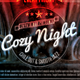 Cozy Night Flyer - GraphicRiver Item for Sale
