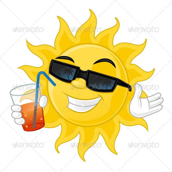 GraphicRiver Cool Sun 7304209